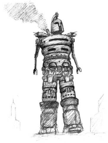A Typical Juggernaut