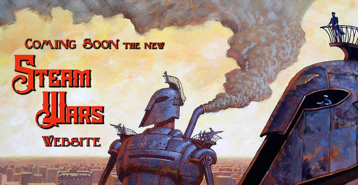 Steam Wars Coming Soon