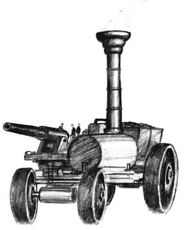 Tyler Gunwagon 1872