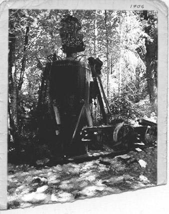William B. Travis wrecked ajax class rig